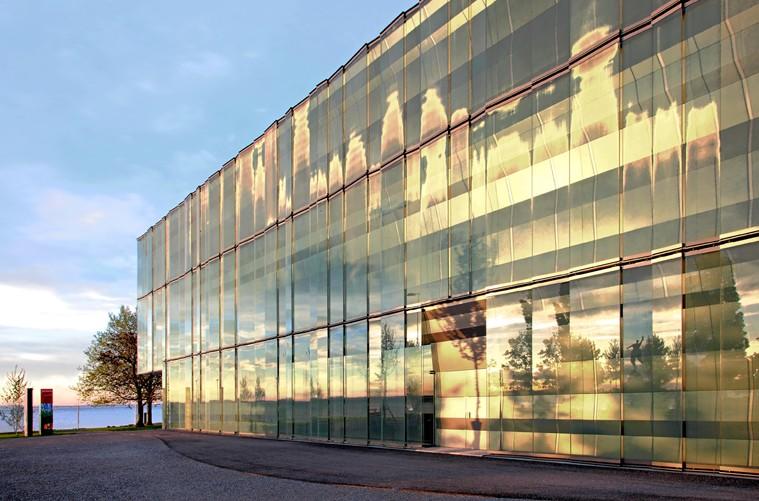 SEFAR - Architecture VISION – Creative fabric & glass