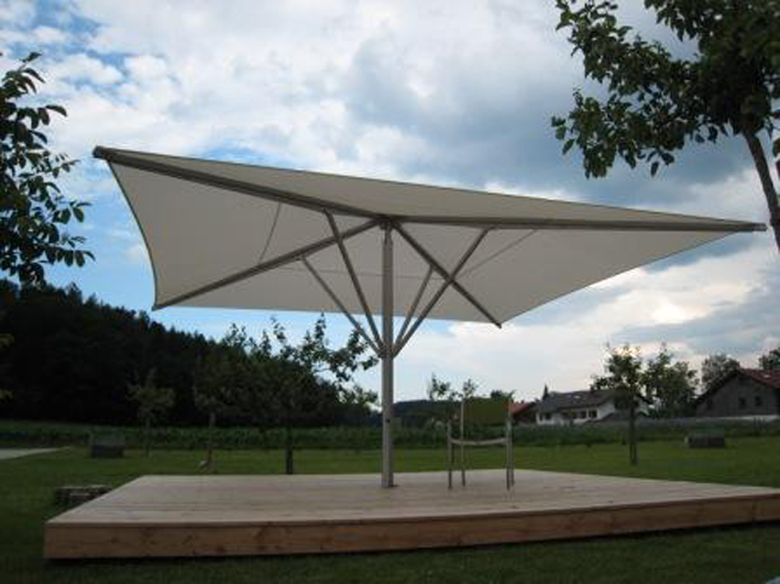 Aerosun Architectural Umbrella & SEFAR - Architecture fabric u0026 weather u2013 Architectural fabric memphite.com