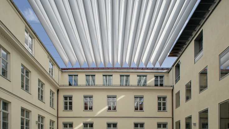 Sefar Architecture Fabric Amp Weather Architectural Fabric